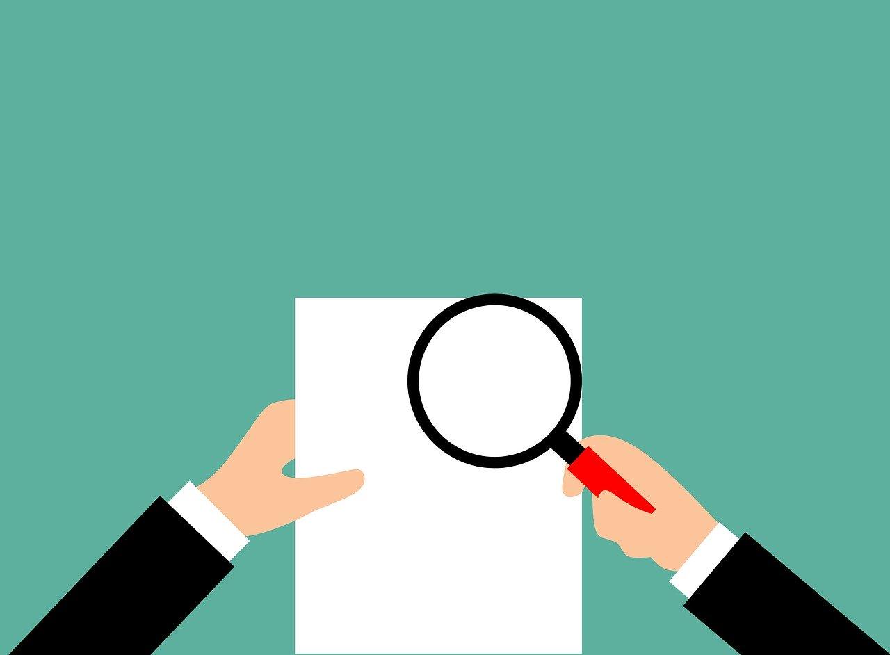 audit, report, verification